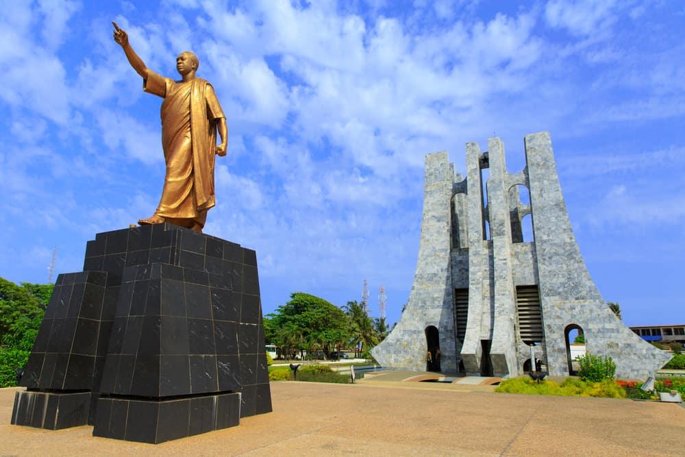 National Park in, Accra, Ghana jenga