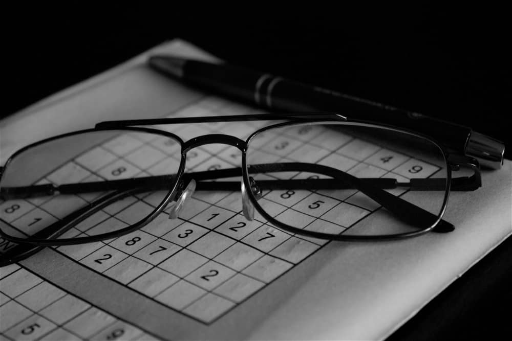 Solving Sudoku sharpens the brain