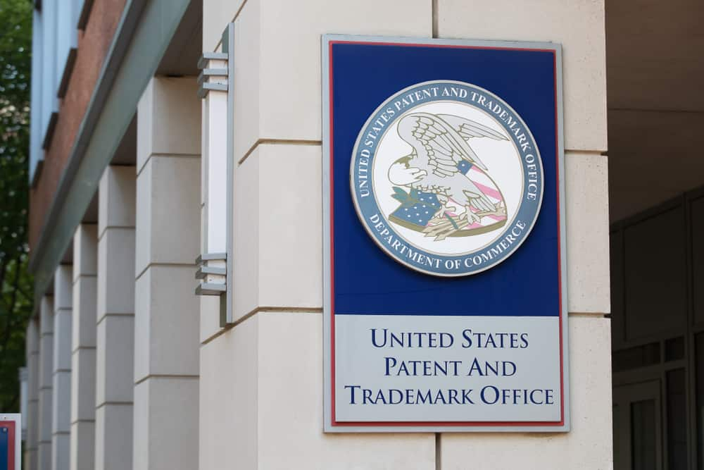 The United States Patent and Trademark Office Jenga