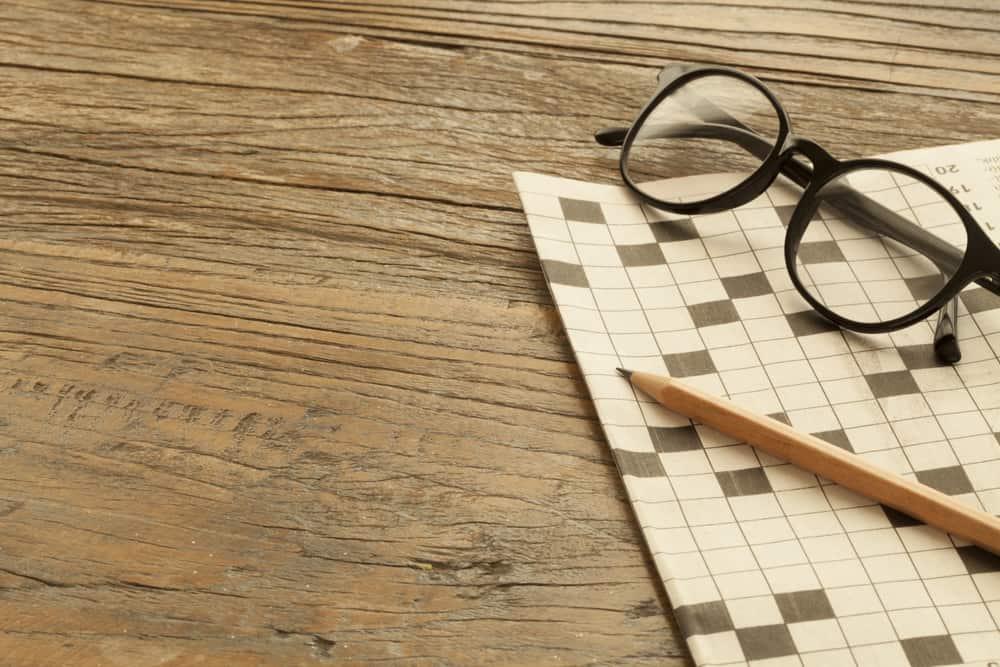 crossword at newspaper sudoku