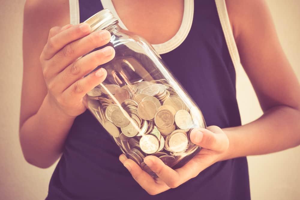 money poker children