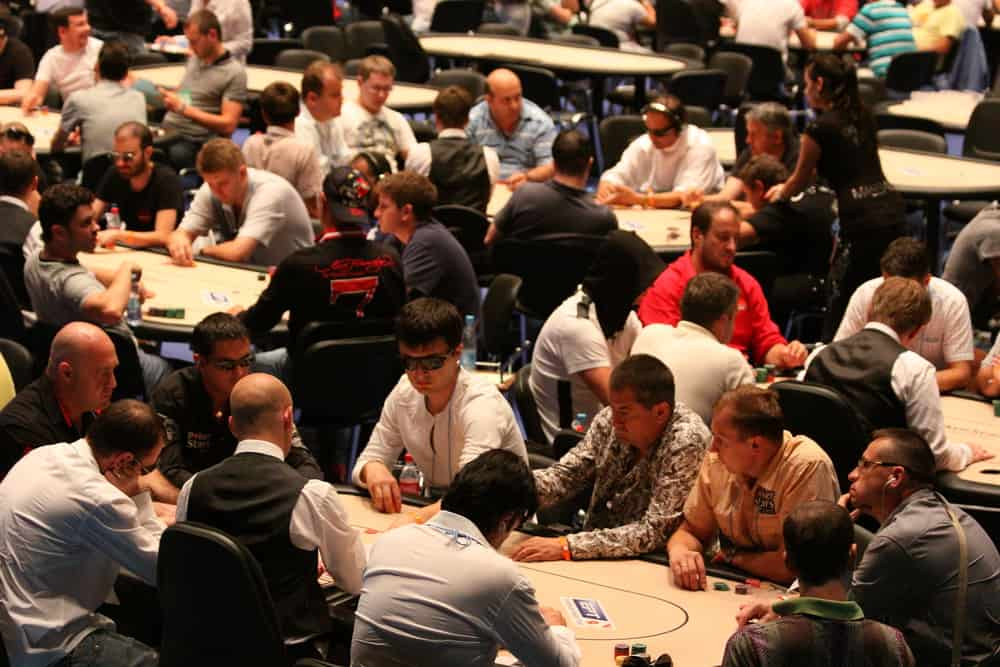 European Poker Tour - Sports Poker Championship