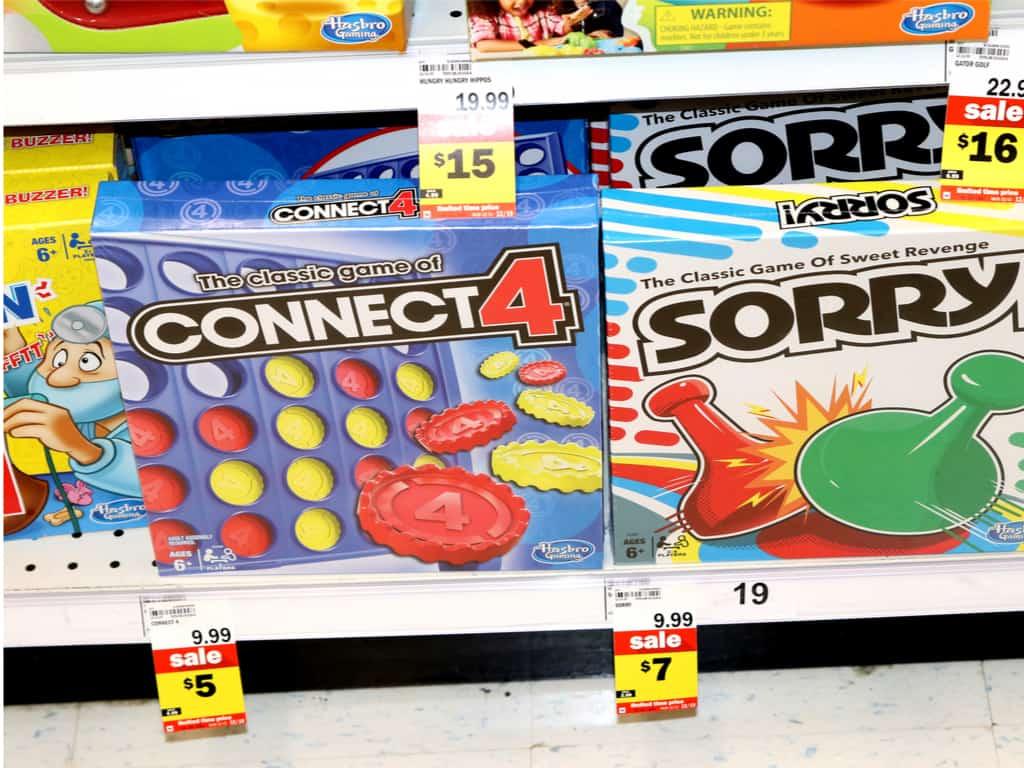 Hasbro Connect 4 - Board game