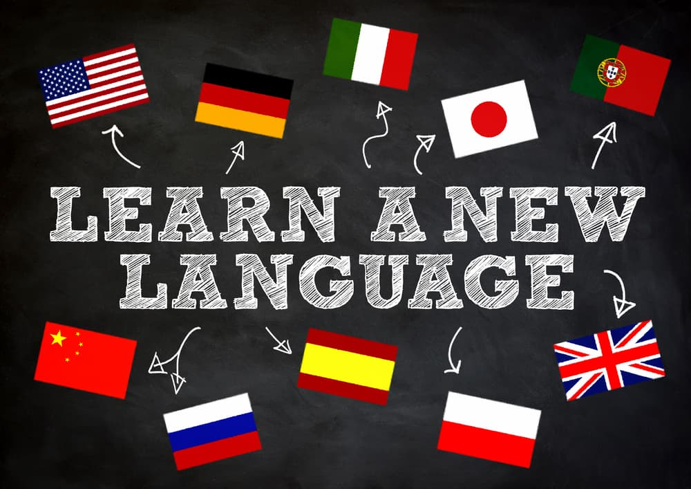 Learn a new language doing word search puzzles
