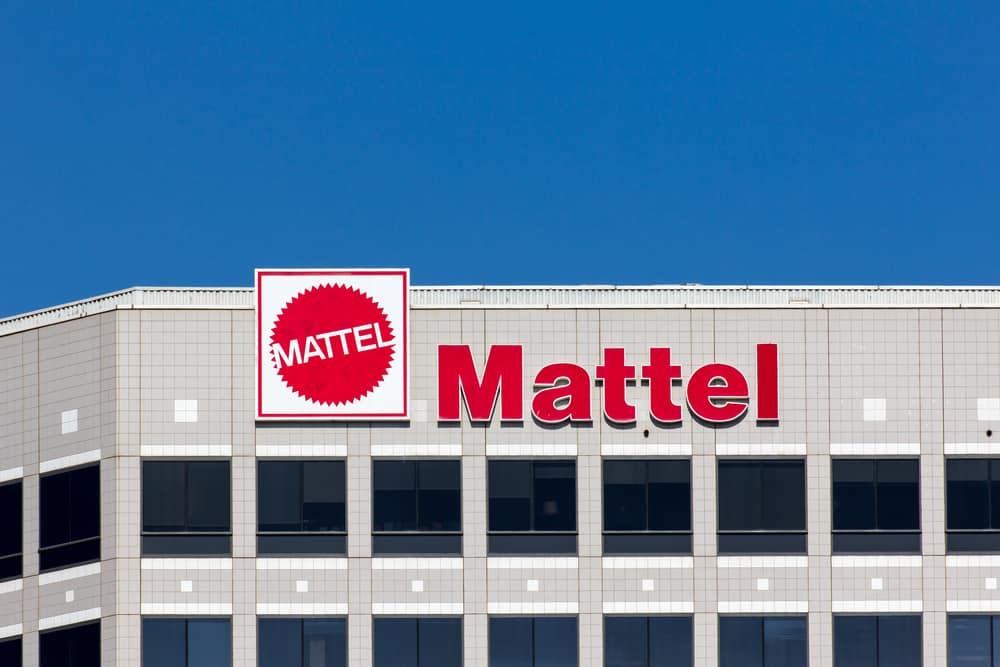 Mattel world corporate headquarters building. Mattel, Inc