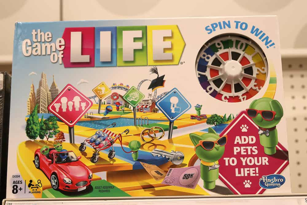 The Game of Life, also known simply as Life