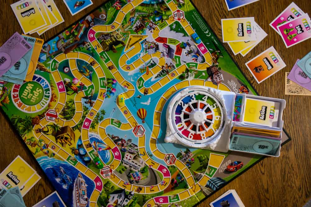 Complete view of the Game of Life