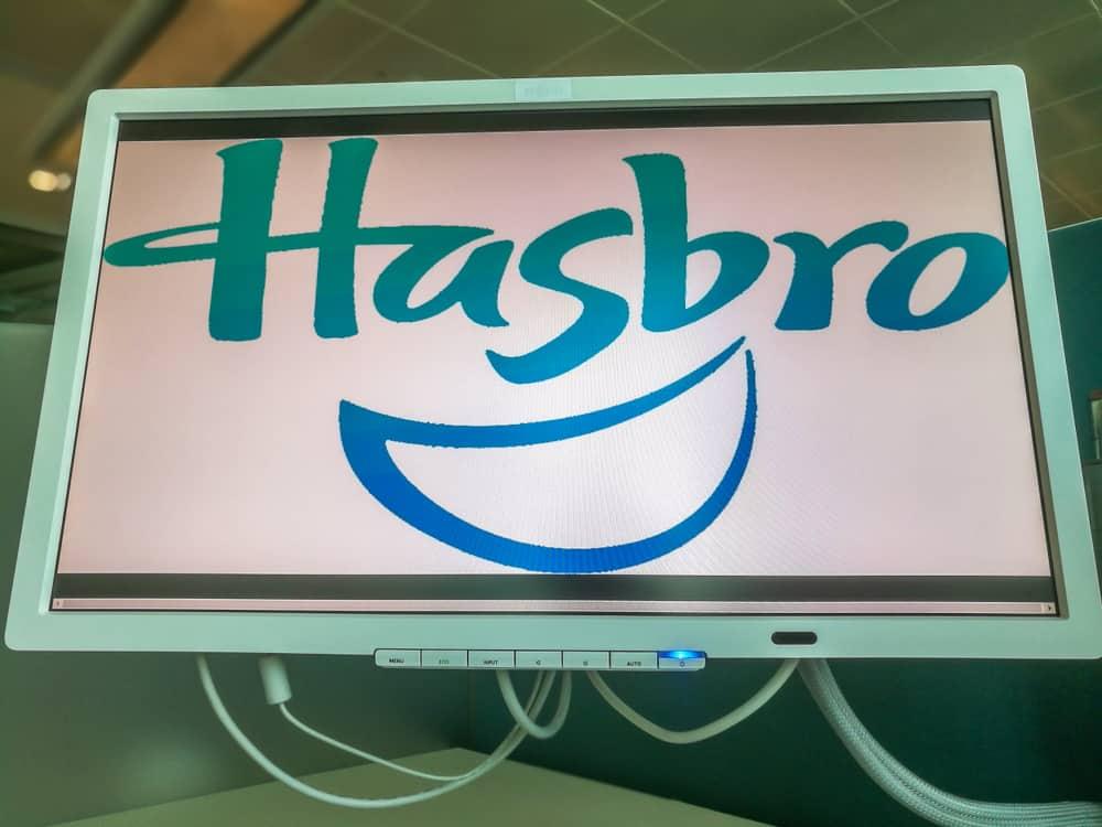 Hasbro Company Game Logo